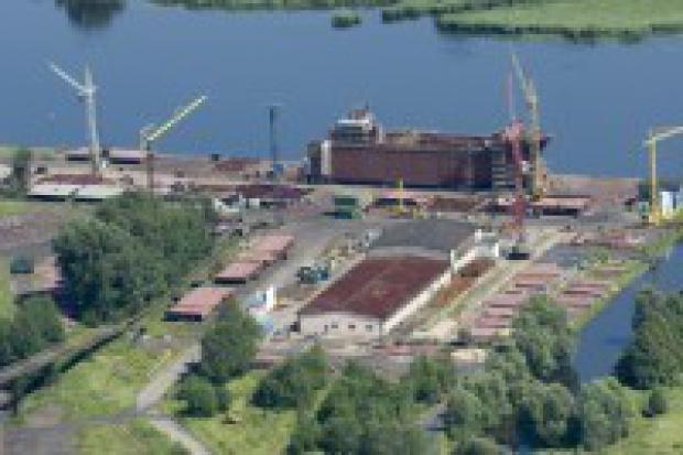 Mostostal Chojnice złożył nową ofertę na zakup Stoczni Szczecin
