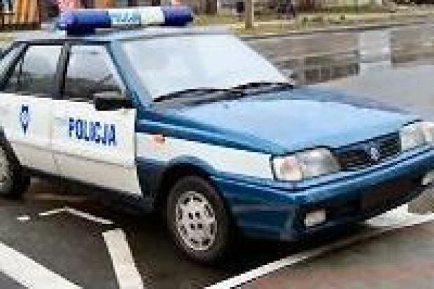 Policja żegna się z polonezem
