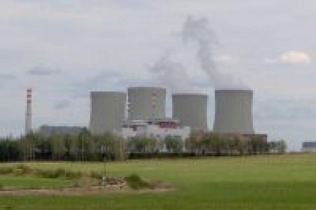 CEZ chce rozbudować elektrownię atomową w Temelinie