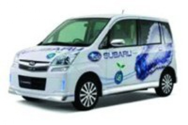 """Subaru - auto elektryczne """"plug-in"""""""