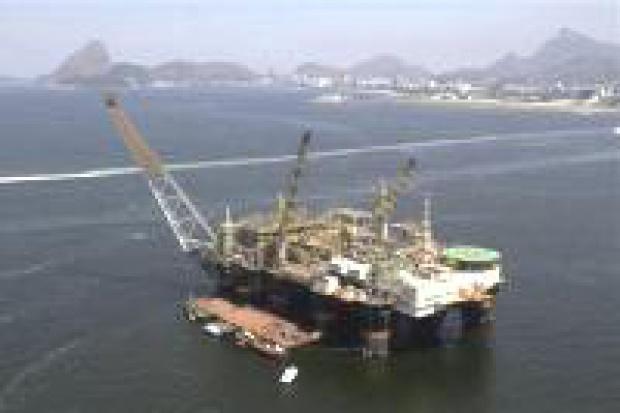Strajk na brazylijskich platformach wydobywczych