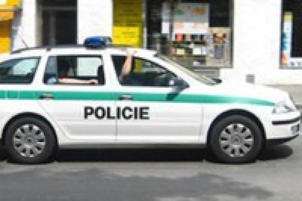 Czeska policja w czeskich autach