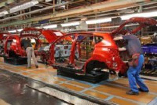Produkcja na okrągło w brytyjskich zakładach Nissana