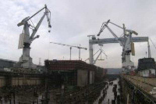 Umowa na stocznię w Gdyni do końca lipca