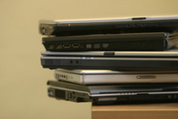 Słabnie popyt na laptopy