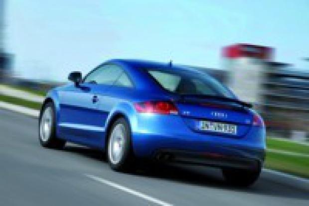 Pierwsze seryjne sportowe Audi z dieslem