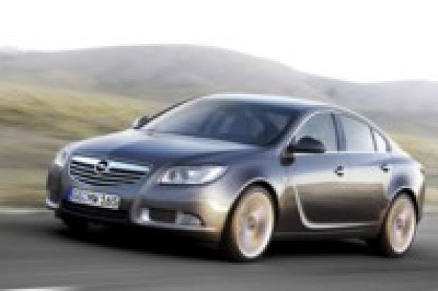 GM Europe chce na początek sprzedać 200 tysięcy Insigni