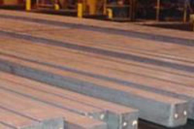 Wzrosła światowa produkcja stali