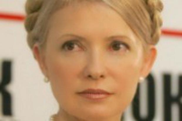 Tymoszenko dogadała się z Gazpromem w sprawie cen gazu