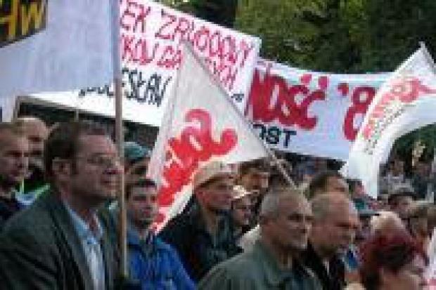 Energetycy i górnicy zaprotestują w Warszawie