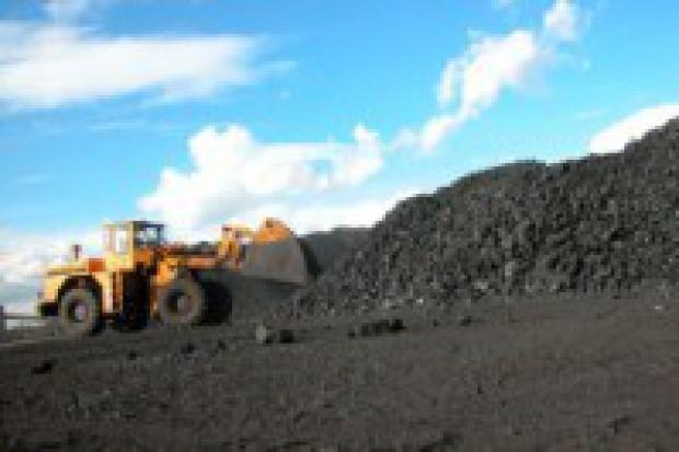 Na Ukrainie wzrośnie wydobycie węgla