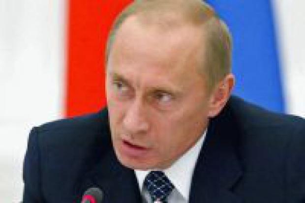 Putin wstrząsnął metalurgicznym koncernem
