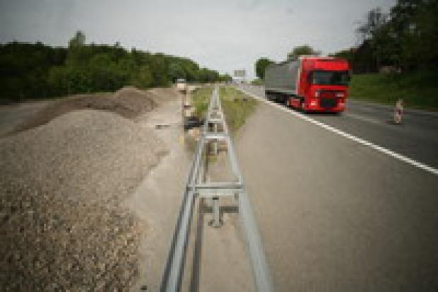 Finał wyścigu o stacje paliw przy autostradach