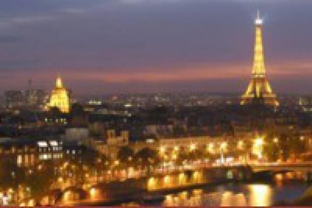 Pomysł na zakorkowany Paryż