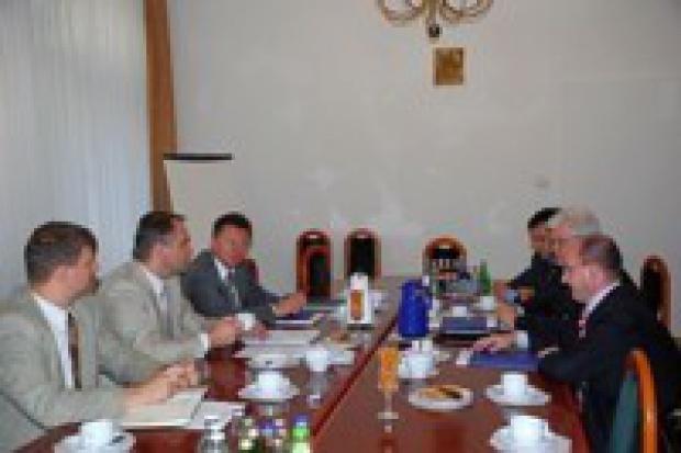 Przedstawiciele moto-branży z wizytą u ministra gospodarki