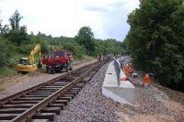 Kolejowa inwestycja w Międzylesiu zbliża się do końca