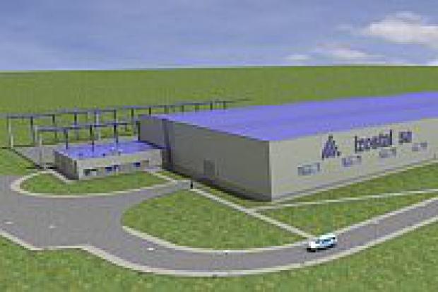 Izostal zaczyna budowę nowego zakładu