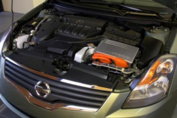 Nissan przedstawił swoje elektryczne auto