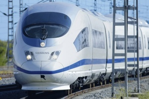 Chiny: Velaro połączył Pekin i Tiencin