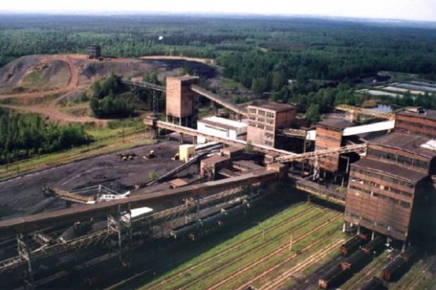 Wizja lokalna po wypadku w kopalni Wesoła