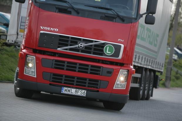 Ciężarówki przewiozą więcej