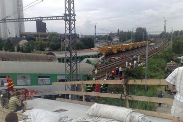 Eurocity Kraków-Praga: 11 Polaków jest rannych