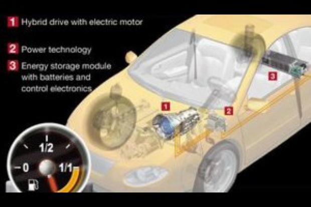Continental: hybryda dla BMW i akumulator Li-Io dla Mercedesa