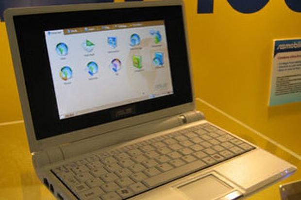 Gęściej na rynku producentów tanich laptopów