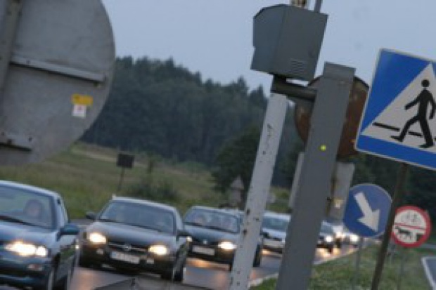 Śląskie: fotoradary i alkotesty za unijne pieniądze