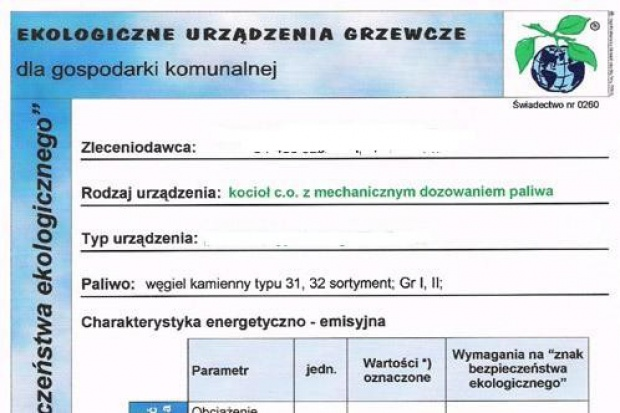 Bez certyfikatu energetycznego nie będzie można sprzedać lub wynająć budynku