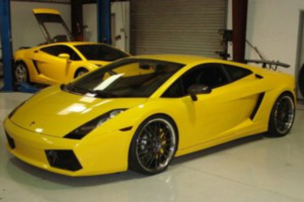 930-konne Lamborghini Gallardo Heffnera