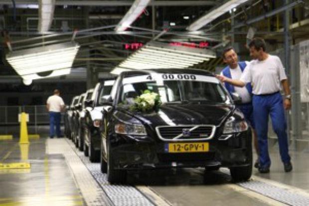 4 miliony Volvo z fabryki w Ghent