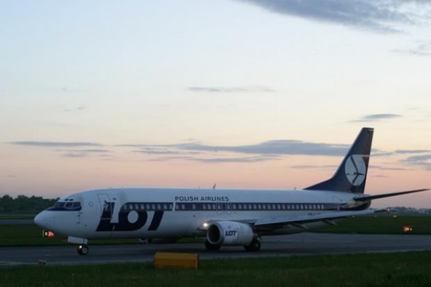 Więcej lotów z Polski na Ukrainę