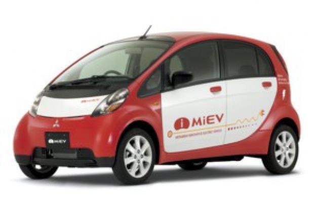 Mitsubishi i PG&E prowadzą badania nad elektrycznymi pojazdami i MiEV