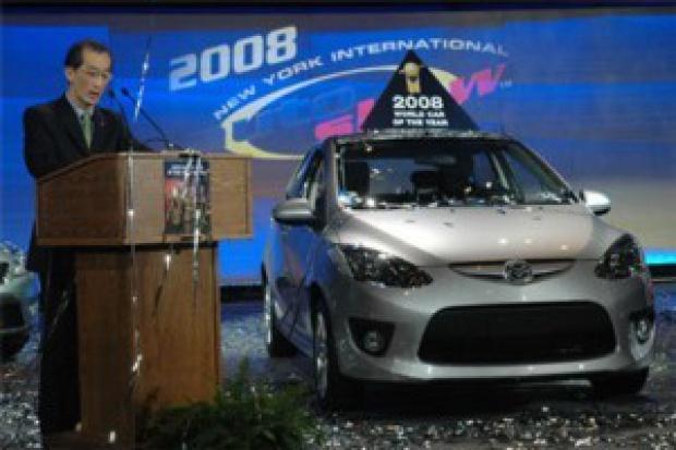 Samochód Roku na świecie: nominacje