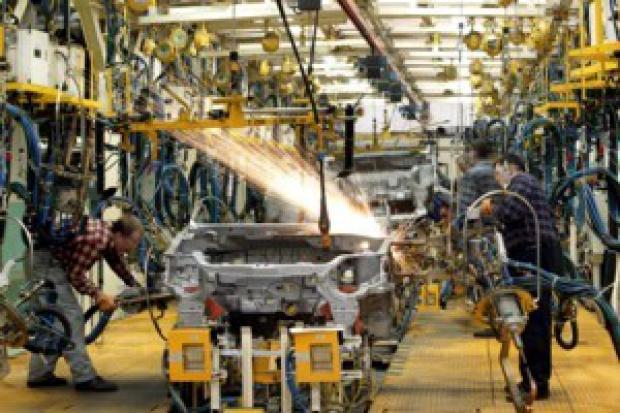 43% wzrost produkcji aut w Polsce