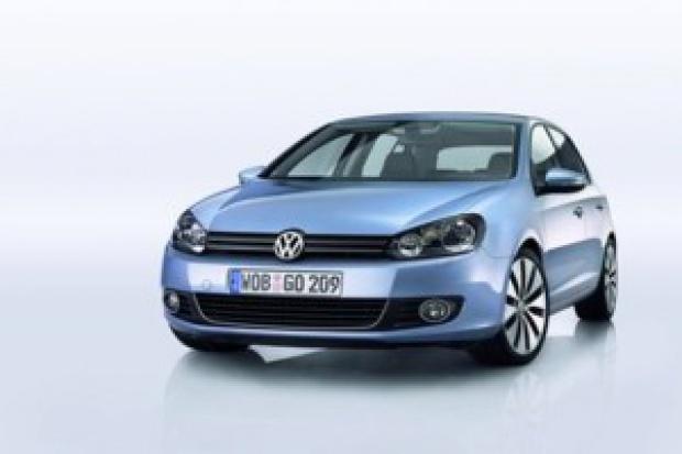 Golf VI - nowa orientacja silnikowa