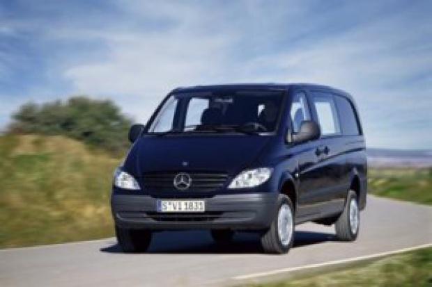 Mercedes obniża ceny dostawczaków