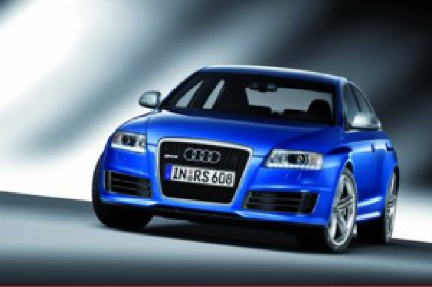 Audi RS 6: konkurencji brak