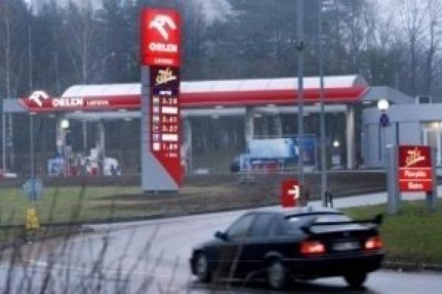 Jeszcze w tym roku stacje Orlenu na Łotwie