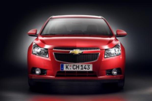 Zupełnie nowy Chevrolet: pierwsze spojrzenie