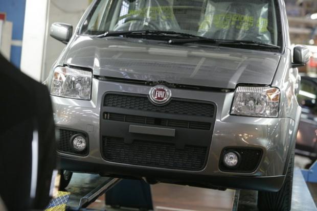 Fiat buduje fabrykę w Chinach