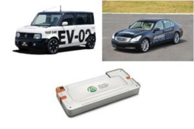 Nowy pojazd elektryczny i hybryda Nissana
