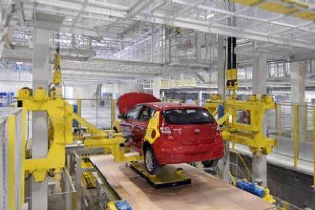Czeska fabryka Hyundaia ruszy wcześniej