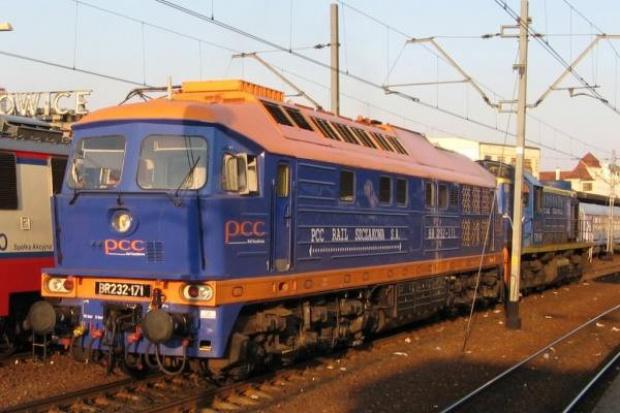 Zadyszka kolejowego cargo, ale nie PCC
