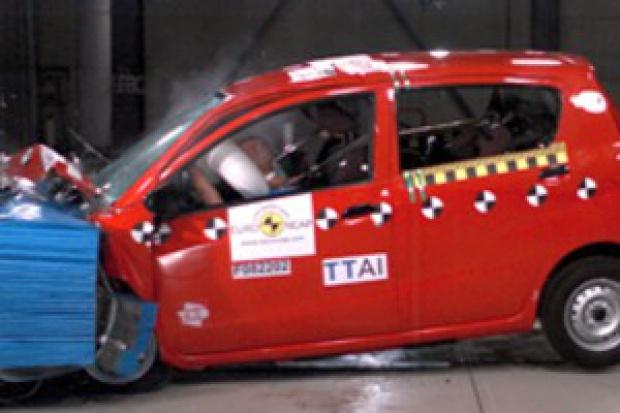 Euro NCAP: pięciogwiazdkowe: i30, ML, Delta, Koleos