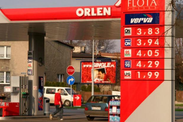 Diesel w Polsce drogi jak na Unię