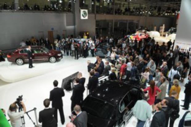 Najmocniejszy Superb: premiera na Moscow Motor Show