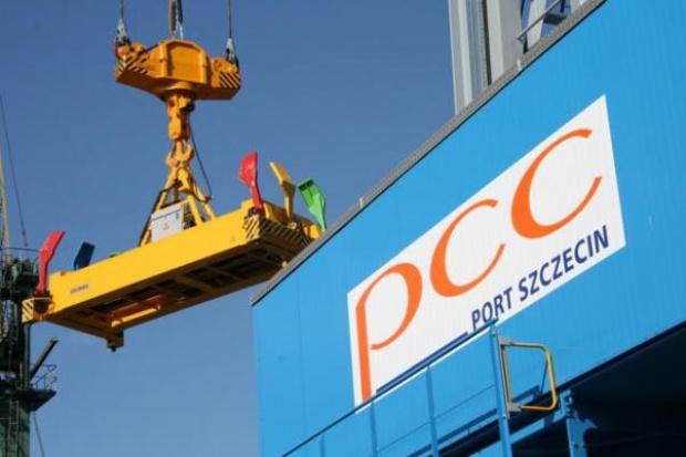 Nowa linia kontenerowa PCC Port Szczecin
