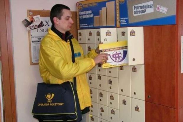 PAF będzie wysyłał smsy i e-maile o dostarczeniu przesyłki